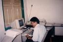 foto diri Mamad Office Boy PB HMI