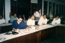 Sidang MPK I dan Pleno II PB HMI dari kiri depan Ahmad Doli Kurnia, Abu Sangaji, Juffa Sadik dan Abdul Haris
