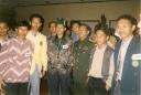 Studi Nasional Mahasiswa Indonesia April 1998 tampak Sudi Sillalahi