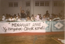 Kongres HMI Jambi Anas Obok-obok KOHATI?