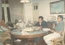 dari kanan: Arsyad M Sud, Amir