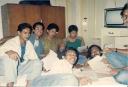 Badko HMI Jabagteng 1993-1995 Pertemuan Tawangmangu 13