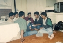 Badko HMI Jabagteng 1993-1995 Pertemuan Tawangmangu 09