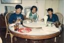 Three Musketeers: kiri ke kanan A Kholiq Muhammad, Rahadi, Dwiki Setiyawan