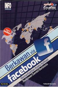 Cover Buku Berkawan via Facebook