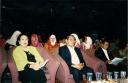 depan kiri ke kanan Mien Dahlan Ranuwihardjo, Alm Nurcholish Madjid