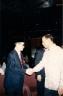 kiri ke kanan Alm Ismail Hasan Metarium & Wiranto