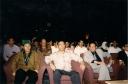 kiri ke kanan Anas Urbaningrum, Wiranto, Agus Miftah, Ismail Hasan Metarium