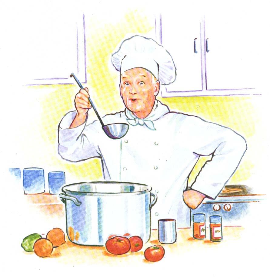 Картинки профессии повар