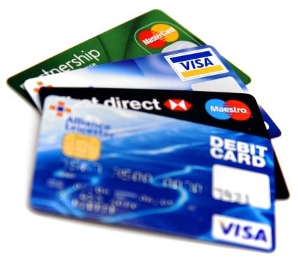 Contoh Kartu Kredit (www.thinkfinancial.com)