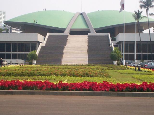 Gedung Utama Nusantara (dwiki dok)