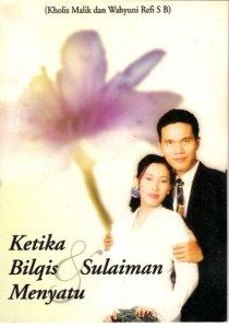 Cover Buku Ketika Bilqis & Sulaiman Menyatu (dwiki dok)
