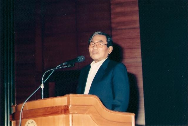 Nurcholish Madjid Bapak Pluralisme Indonesia (dwiki dok)