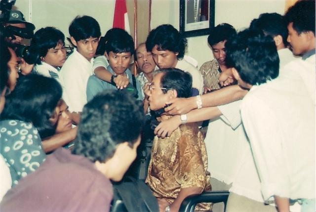 Nurcholish Madjid Publik Figur Rendah Hati (dwiki dok)