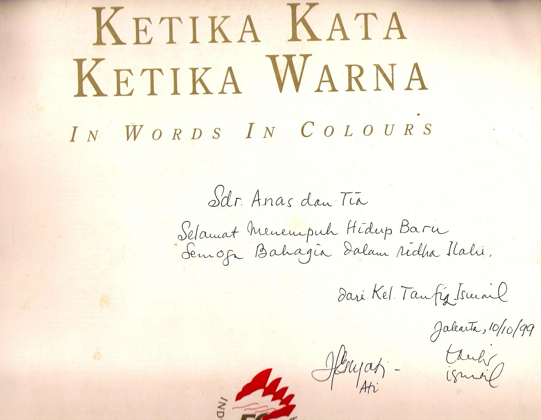 Menatap wajah sejarah kemerdekaan indonesia dalam puisi dan lukisan (1