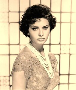 Sophia Loren Film The Sunflower (http://www.divasthesite.com)