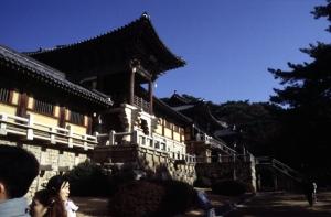 Kuil Pulguk Korea (http://www2.rgu.ac.uk)