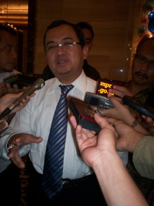 Wakil Ketua DPR Priyo Budi Santoso (dwiki file)