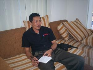 Wawancara Bank Syariah di BMT Tumang Cepogo Boyolali