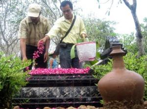Makam Almarhum Gojek Joko Santoso
