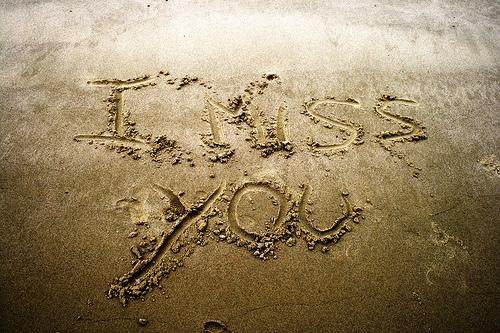 I Miss You (www.flickr.com)
