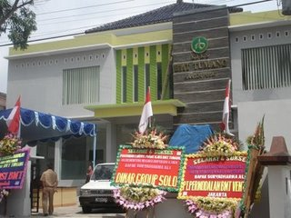 Kantor Pusat BMT Tumang Cepogo Boyolali (koleksi BMT Tumang)