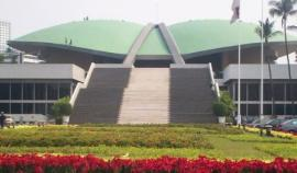 Gedung Nusantara DPR-RI (Koleksi Dwiki)