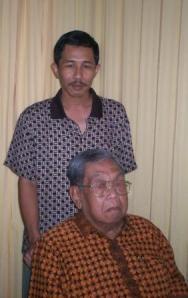 Gus Dur dan Dwiki Setiyawan