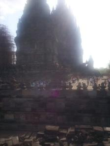 Prambanan Temple Java International Destination (Personal Collection)