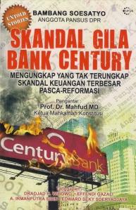 Cover Buku Skandal Gila Bank Century (Scan by Dwikis)