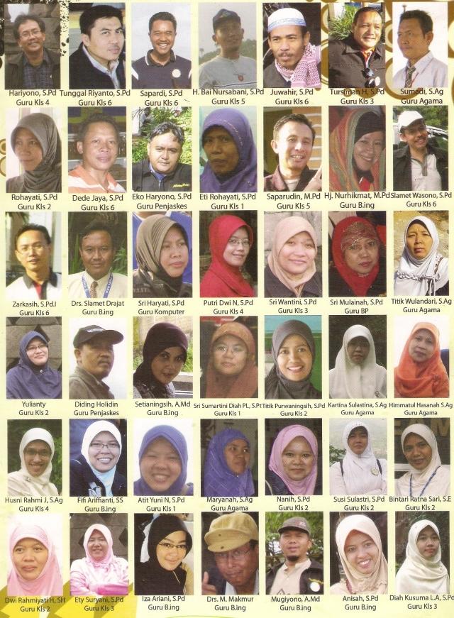 Civitas Akademika SD Islam PB Soedirman 02