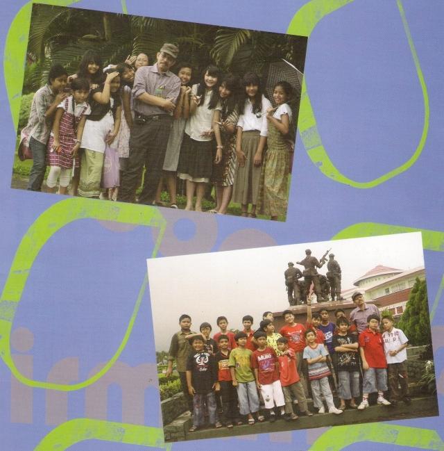 Galeri Foto Alumni SD Islam PB Soedirman Tahun 2010: Kelas VI A