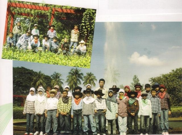 Galeri Foto Alumni SD Islam PB Soedirman Tahun 2010: Kelas VI Aksel