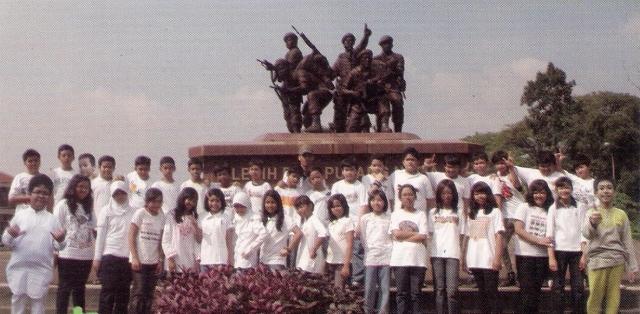 Galeri Foto Alumni SD Islam PB Soedirman Tahun 2010: Kelas VI C