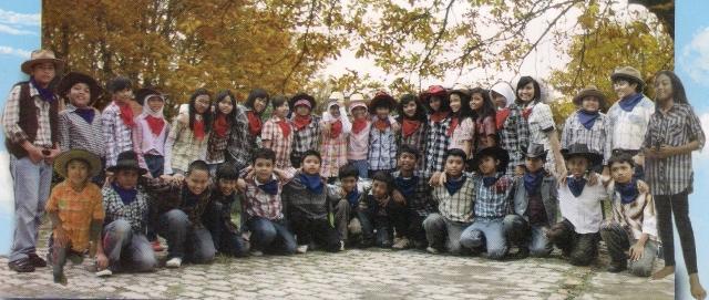 Galeri Foto Alumni SD Islam PB Soedirman Tahun 2010: Kelas VI E