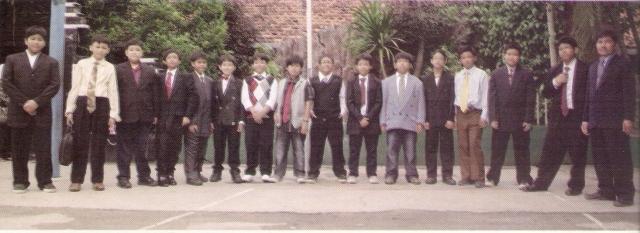 Galeri Foto Alumni SD Islam PB Soedirman Tahun 2010: Kelas VI F Putra