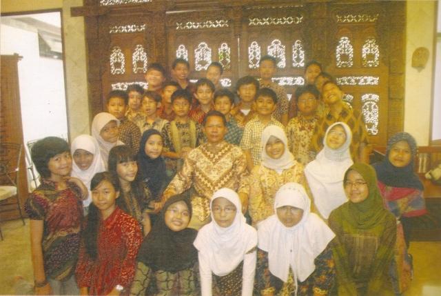 Galeri Foto Alumni SD Islam PB Soedirman Tahun 2010: Kelas VI H