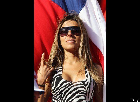Suporter Cantik Sepak Bola Chili 01 (http://www.huffingtonpost.com)