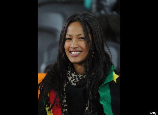 Suporter Cantik Sepak Bola Ghana (http://www.huffingtonpost.com)