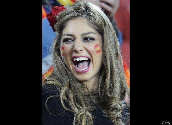 Suporter Cantik Sepak Bola Spanyol 02 (http://www.huffingtonpost.com)