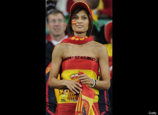 Suporter Cantik Sepak Bola Spanyol 03 (http://www.huffingtonpost.com)