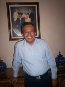 Prof Dr H Ravik Karsidi MS (Foto: Dwikis)