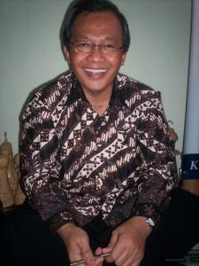 Ravik Karsidi saat Acara Reuni HMI Solo se-Jabotabek 05 (Foto: Dwikis)