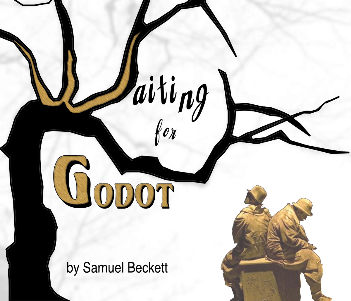 a social critique of samuel becketts waiting for godot Best known as the author of waiting for godot , samuel beckett was one of the most distinguished writers of the 20th century he was the critical response to samuel beckett social facebook twitter linkedin instagram refer a friend.