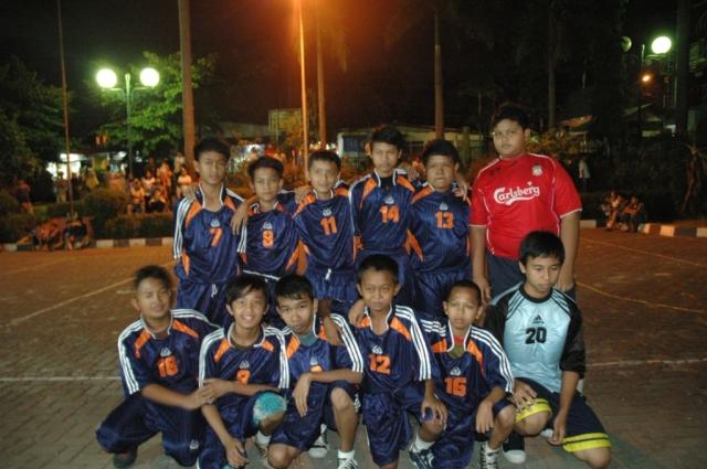 Tim Bola Futsal Anak Rt