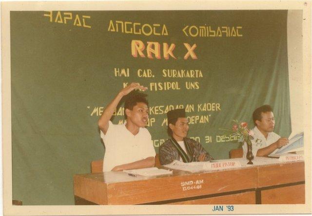 ki ke ka: Joni Nur Ashari (kini Kadivre Perum Dolog Kalimantan Tengah), Susanto Kartubij dan Saefudin AM