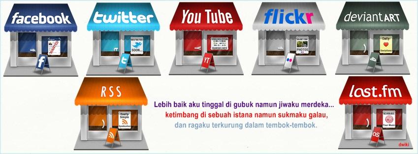 Foto Sampul Kronologi Facebook Keren Gubuk Merdeka