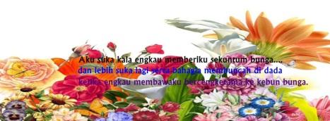 Foto Sampul Kronologi Facebook Keren ke Kebun Bunga