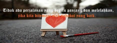 Foto Sampul Kronologi Facebook Keren Persahabatan Perjalanan Panjang