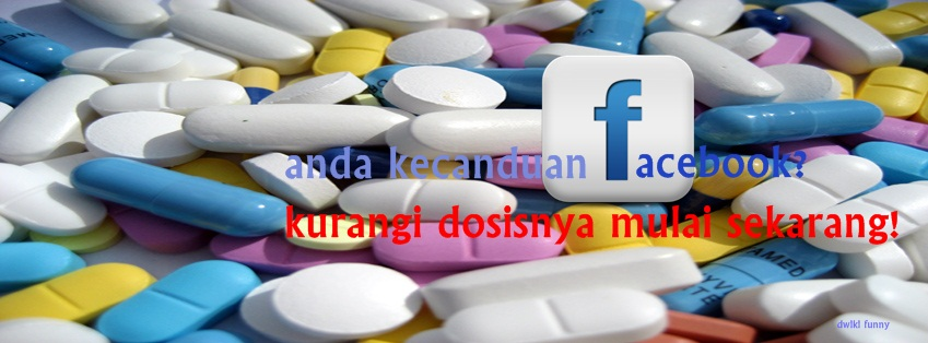 Foto Sampul Kronologi FB Lucu Keren Kecanduan Facebook